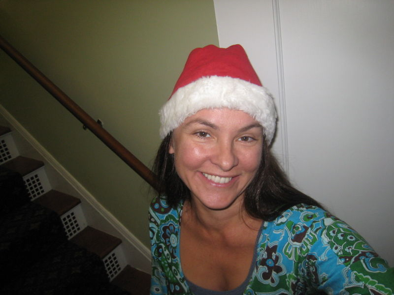 Pictures thru santa hat 007