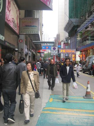 Hong kong tourist 027