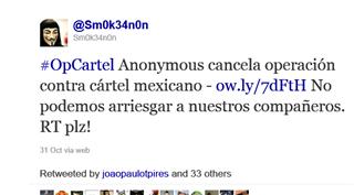 Anonymoustweetinspanish